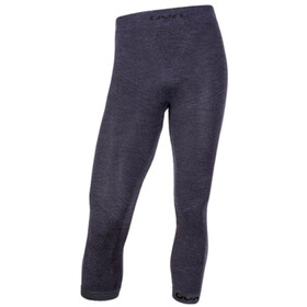 UYN Fusyon Cashmere UW Medium Broek Heren, grey rock/black